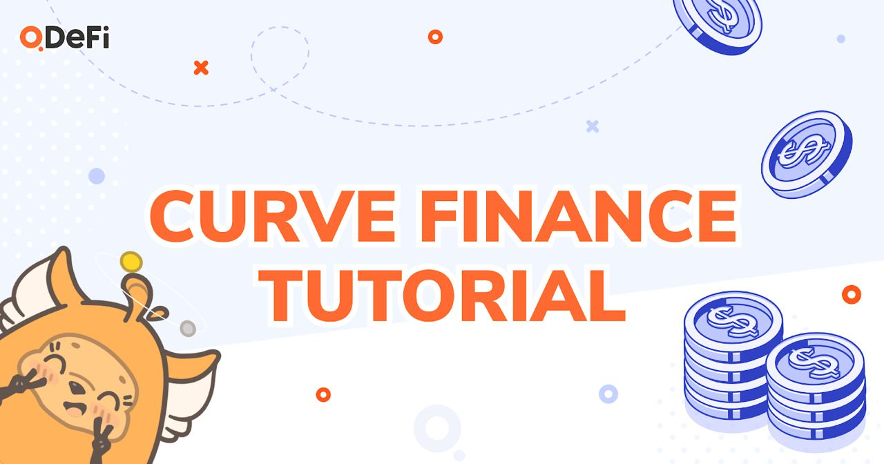 Curve Finance tutorial