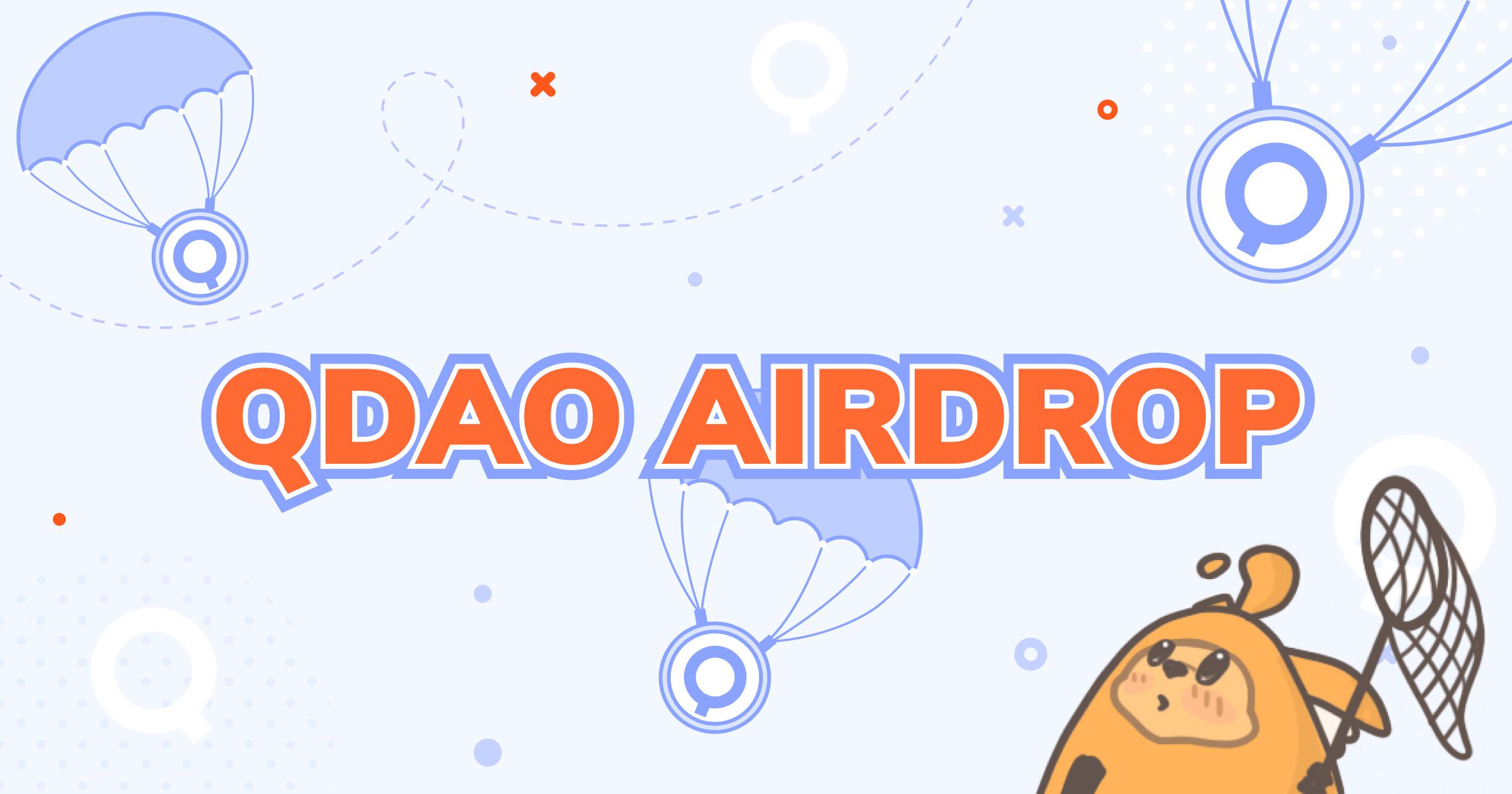 QDAO Airdrop